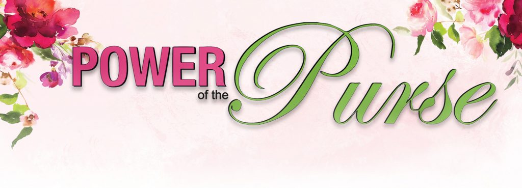 Power of the Purse Fundraiser Event - Our 2020 Power of the Purse event is going virtual! Online auction and raffle ticket sales will take place Tuesday, October 1 (5:00 pm launch) through Thursday, October 8 (7:00 pm end).