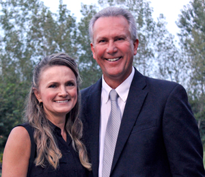 Bernie and Teresa Koch