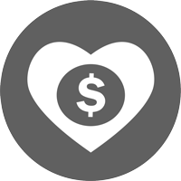 You can donate to Heart of Illinois United way, too!