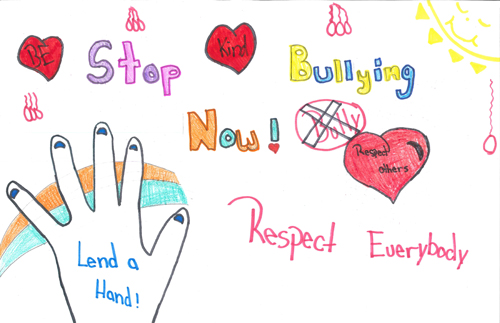1st Place Poster, L. Griffin, Quest Charter Academy Middle School