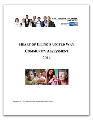 2014 Peoria Area Community Assessment - Full Report