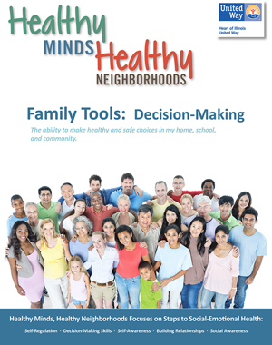 Healthy Minds, Healthy Neighborhoods Decision-Making Family Tools