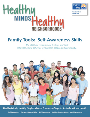 Healthy Minds, Healthy Neighborhoods Self-Awareness Family Tools