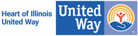 The Heart of Illinois United Way brings together people from business, labor, government, health and human services to address community needs in Marshall, Peoria, Putnam, Stark, Tazewell & Woodford Counties in Illinois.