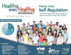 Healthy Minds, Healthy Neighborhoods Self-Regulation Family Tools