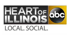 Thank You to Our 2018 Food Drive Partners, Heart of Illinois ABC