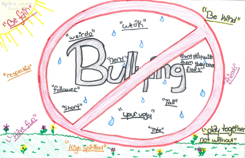 2nd Place Poster, A. Johnson, Quest Charter Academy Middle School
