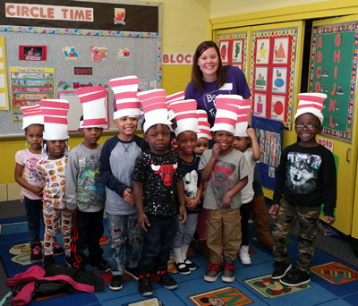 Celebrated annually on Dr. Seuss' birthday, March 2, 2017, Read Across America Day is a nationwide celebration with thousands of schools, libraries, and agencies bringing together children and volunteers for reading, crafts and activities.