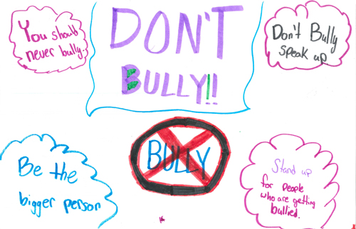 3rd Place Poster, Paige Flemings, Whittier Primary School